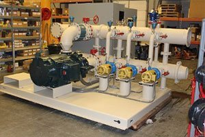 River Water Hovde Multi-Use Pump System Project