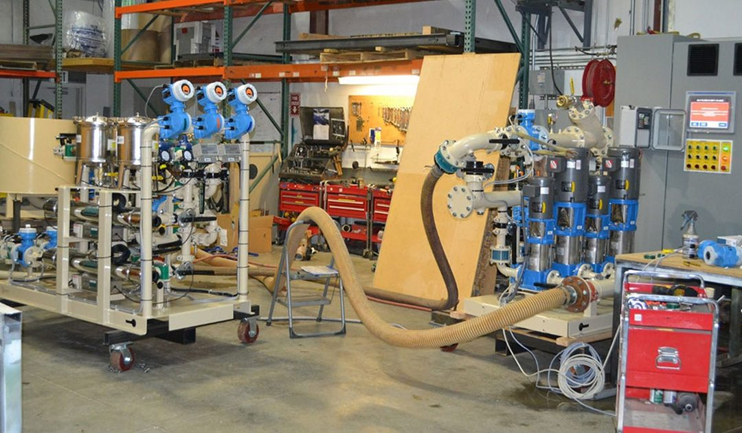 PPS Pump Testing and Certification